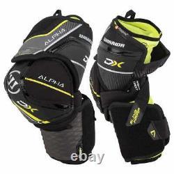$139 New Warrior Alpha DX Senior Medium Elbow pads guards ice hockey
