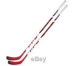 2 Pack CCM RBZ 240 GRIP Composite Ice Hockey Sticks Senior