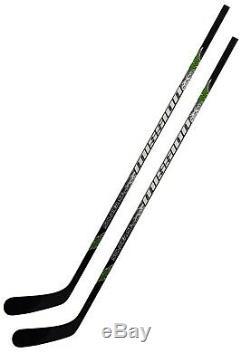 2 Pack MISSION Soldier SE Ice Hockey Sticks Senior Flex