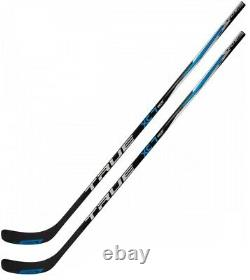 2 Pack TRUE Xcore 7 ACF Ice Hockey Sticks Senior Flex