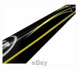 2 Pack WARRIOR Diablo Yellow Ice Hockey Sticks Senior Flex