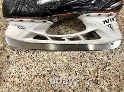 2017 Bauer Vapor 1X Ice Hockey Skates Senior Size 7 D New Steel And Speedplates