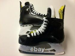 2020 Bauer Supreme S29 Ice Hockey Skates Senior Size 9.5 D Medium Width