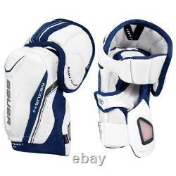 BAUER Nexus 1N Senior Ice Hockey Elbow Pads, Inline Hockey Elbow Protector