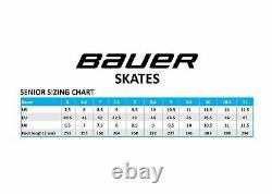 BAUER Supreme 2S Pro Ice Hockey Skates Size Senior, Professional Ice Skates