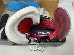 BAUER Vapor 1X Ice Hockey Skates 2017 SENIOR Size 6 Width D New