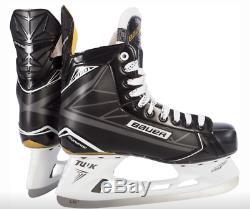 Bauer Hockey Skates Size 8D Supreme S170 Mens Senior Ice Skate