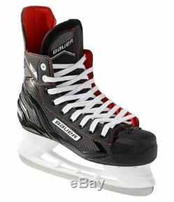 Bauer NS Ice Hockey Skates Junior Senior Optional Bag, Blade Guards & Tool