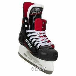 Bauer NSX Ice Hockey Skates Junior Senior Optional Bag, Blade Guards & Tool