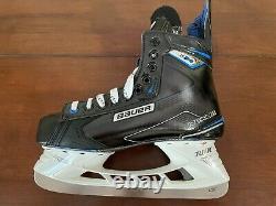 Bauer Nexus 2N Senior Ice Hockey Skates. Size 10 D. Brand New in Box