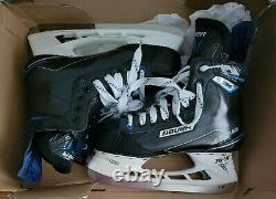 Bauer Nexus 2N Senior Ice Hockey Skates Size 8D (US 9.5) Read Distressed Box