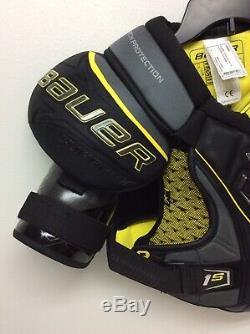 Bauer Supreme 1S Senior Ice Hockey Shoulder Pads- 2017 Sr L/G BRAND NEW