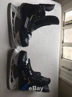 Bauer Supreme 2s Pro Senior Ice Hockey Skates- Size 7.5 D