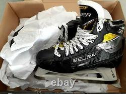Bauer Supreme 3s Pro Ice Hockey Goalie Skates Senior Size 8d