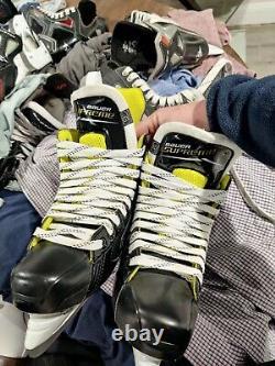 Bauer Supreme S27 Ice Hockey Skates Senior Size 9D