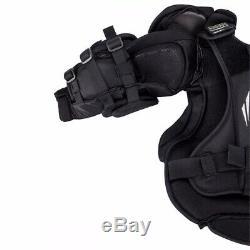 Bauer Supreme S27 Senior Ice Hockey Goalie Chest & Arm Protector Size Large