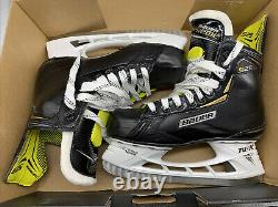 Bauer Supreme S29 Ice Hockey Senior Sr Skates (NEW IN BOX) Men's Sz 7.5 D, 9 US