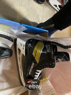 Bauer Supreme UltraSonic Senior Ice Hockey Skates 10 Fit 1 (0128-1874)