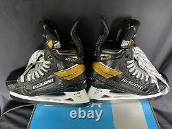 Bauer Supreme UltraSonic Senior Ice Hockey Skates Size 8 Fit 2