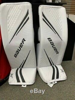 Bauer Vapor 2X Pro Leg Pads Senior Medium On ice DEMO