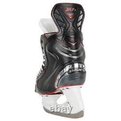 Bauer Vapor X2.7 SENIOR Ice Hockey Skates LightSpeed EDGE Holder, EE Width