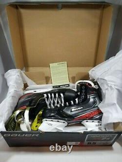Bauer Vapor X2.9 Senior Ice Hockey Skates Size 9.5 D New in Box