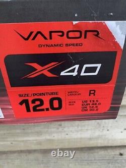 Bauer Vapor X40 Adult Ice Hockey Skates SR Skate BTH 13 Size 12 Shoe Size 13.5