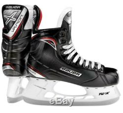 Bauer Vapor X400 Senior Ice Hockey Skates LightSpeed Pro Regular Width UK 8.5