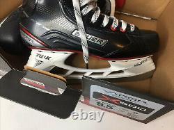 Bauer Vapor X500 Hockey Ice Skates S17 9.5D New In Box