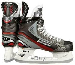 Bauer Vapor X6.0 Ice Hockey Skates Size Senior, High Level Ice Skates