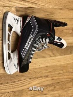 Bauer Vapor X600 Senior Ice Hockey Skates Size 9.5 EE