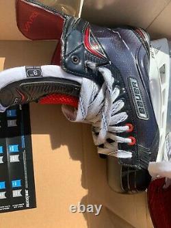 Bauer Vapor X800 Ice Hockey Skates 2017 Senior Size 9.0 Ee (used Once)