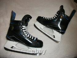 Brand New Bauer Nexus 2n Pro Stock Ice Hockey Skates Size 9.5 Ee, Buffalo Sabres