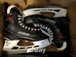 Brand New Bauer Vapor S17 1x Pro Ice Hockey Skates Size 7.5 Ee Senior Sr