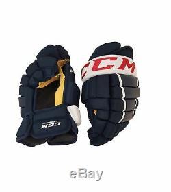 CCM HG97 Linkoping PRO STOCK Senior Ice Hockey Gloves