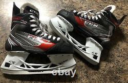 CCM Jet Speed FT 460 Ice Hockey Skates Senior Size 7 D