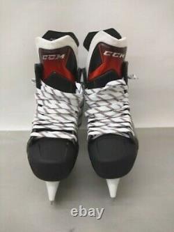 CCM Jetspeed FT1 Ice Hockey Skates Senior, Skate Size 12 / US Shoe Size 13.5