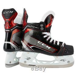 CCM Jetspeed FT1 Senior Ice Hockey Skates Schlittschuhes