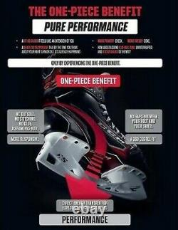 CCM Jetspeed FT2 Senior Ice Hockey Skates 9D