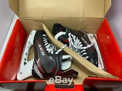 CCM Jetspeed FT370 Ice Hockey Skates Senior, Skate Size 10 Width D