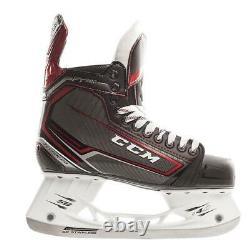 CCM Jetspeed FT380 Ice Hockey Skates Size Senior, Mid Level Ice Skates