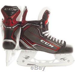 CCM Jetspeed FT390 Ice Hockey Skates Size Senior, High Level Ice Skates