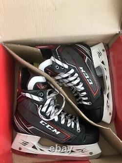 CCM Jetspeed FT390 Senior Ice Hockey Skates SK390J 11us