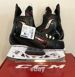 CCM Jetspeed JS Pro Ice Hockey Skates Senior Skate Size 12 NEW