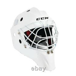 CCM Pro Certified Cat Eye Senior Ice Hockey Goalie Mask, Inline Hockey