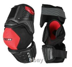 CCM QuickLite QLT Elbow Pads Size Senior, Professional Ice Hockey Elbow Protector