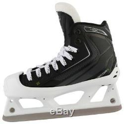 CCM Ribcor 40K Goalie Skates Size Senior, Ice Hockey