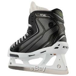 CCM Ribcor 44K Pump Senior Ice Hockey Goalie Skates