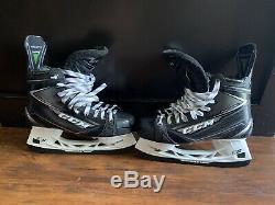 CCM Ribcor 80K Ice Hockey Skates Senior 7.5 D (0206-C-RIB80K-7.5D)