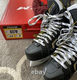 CCM Super Tacks Model 9370D Width Ice Hockey Skates New Senior Size 8.5
